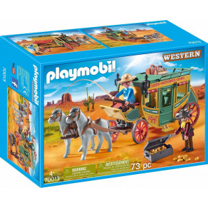 Playmobil Άμαξα Άγριας Δύσης 70013 Κωδ.787.342.010