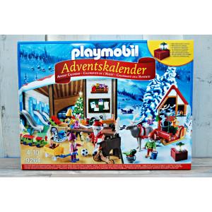Playmobil 9264 Εργαστήριο του Αη Βασίλη Κωδ 787.342.274