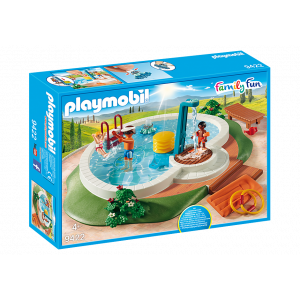 Playmobil Πισίνα με Ντουζ 9422 Κωδ. 787.342.032