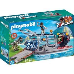 Playmobil Ταχύπλοο Λαθροκυνηγών 9433 Κωδ. 787.342.043