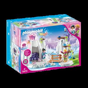 Playmobil Κρυψώνα Κρυστάλλινου Διαμαντιού 9470 Κωδ. 787.342.051