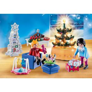 Playmobil 9495 Χριστουγεννιάτκο Σαλόνι Κωδ 787.342.278