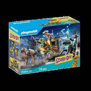 Playmobil Περιπέτεια Στην Άγρια Δύση 70364 Α