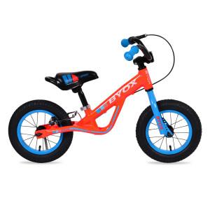 Ποδήλατο Ισορροπίας Jogger Byox με πίσω φρένο V-Brake (Red)