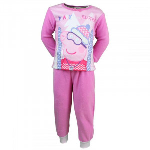 Πυζάμα Φλις Peppa Disney  Ροζ PP61651