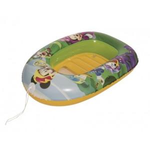 Bestway Φουσκωτό Θαλάσσης Βάρκα Mickey 102x69cm (91003)