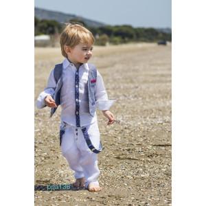 Ολοκληρωμένο πακέτο βάπτισηs με αυτό το κουστούμι (Puppet Κωδ.136)