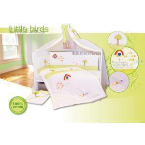 Προίκα 3τμχ Little Birds.Καλέστε για την τιμή & τα έξοδα αποστολής.170.119.001