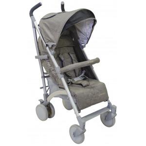 Καρότσι Αλουμινίου Just Baby Beige Melanze (Q200).Ρωτήστε για την τιμή (Κωδ.507.128.006) (00119.90)