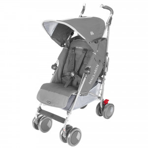 Maclaren Techno XT Charcoal*