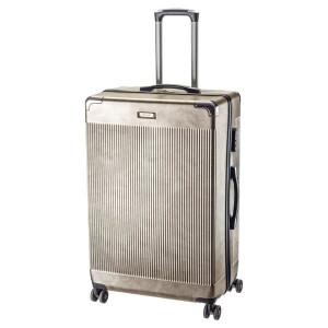 Βαλίτσα Ταξιδιού Rcm  8031-5 Χρυσή Μεγάλη 73χ48χ29 Είναι στο πακέτο βάπτισης!!!!