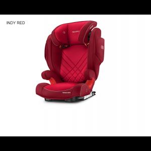 Recaro Monza Nova 2 Seatfix Indy Red. Κωδ.469.120.051