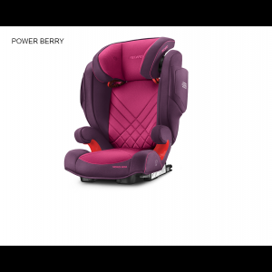 Recaro Monza Nova 2 Seatfix Power Berry (Κωδ.469.120.050)