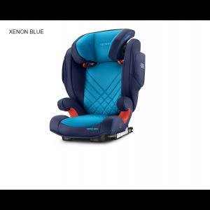 Recaro Monza Nova 2 Seatfix Xenon Blue.Κωδ.469.120.049