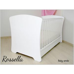 Κρεβάτι baby-smile Rossella.Ρωτήστε για την τιμή.