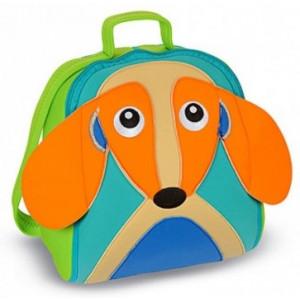 Τσάντα Νηπίου Oops Soft Backpack All I Need! Σκύλος (1004-30002)