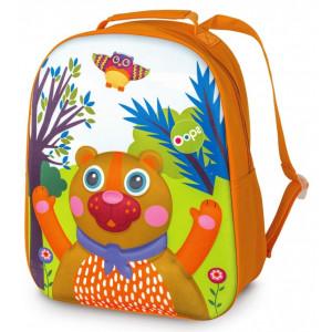 Τσάντα Νηπίου Oops Happy Backpack Αρκούδα (30004-11)