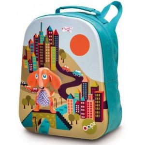 Τσάντα Νηπίου Oops Happy Backpack Σκύλος (30004-20)