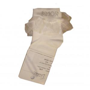 Κάλτσες (Βαπτιστικές) (Άσπρο) (Κωδ.115.64.114)
