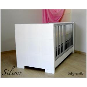 Κρεβάτι baby-smile Silino.Ρωτήστε για την τιμή.