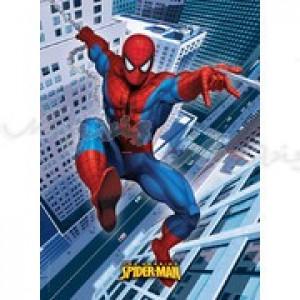 Κουβέρτα φλις Spiderman Disney (387.01.021)