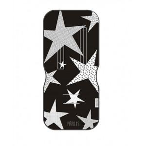 Στρωματάκι Καροτσιού X-treme Baby Megastar Black Κωδ.702.001.029