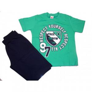 Σετ Παιδικό Κ/Μ Μακώ (Πράσινο) (#077.43.037+8#)