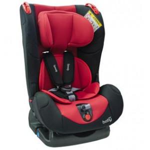 Just Baby Κάθισμα Αυτοκινήτου Speedy 0-25Kg, 2010 (Red) (Κωδ.507.76.027)
