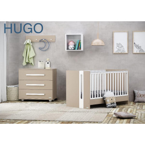 Casababy Set Κρεβάτι & Συρταριέρα (Hugo). Ζητήστε προσφορά
