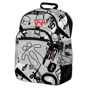 Τσάντα Εφηβική Totto Morral Rayol 9G1 (581753)