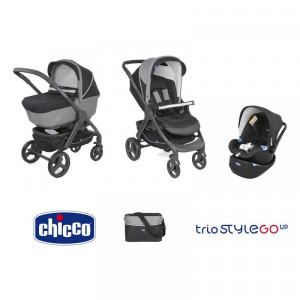 Trio Style Go Up Jet Black
