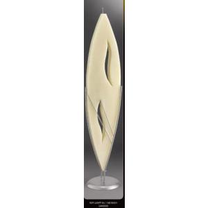 Λαμπάδα κερί δάκρυ Νο 1 με βάση (Κωδ.2480000) (Η τιμή αφορά 2 Τεμάχια)