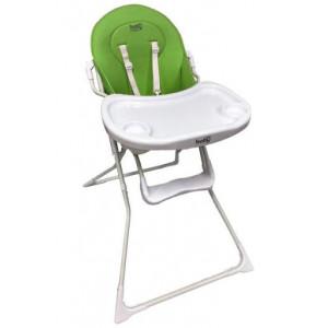Just Baby Παιδικό πτυσσόμενο καθισματάκι φαγητού Mangio 2 JB.6000.GREEN.V2