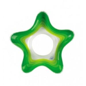Intex Σωσίβιο Αστέρι Πράσινο 74x71cm (58235)