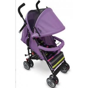 Καρότσι Just Baby Flexy (Μωβ) & Δώρο ομπρέλα  (507.098.004)