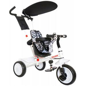Just Baby Ποδηλατάκι Leader 2430 (Λευκό) (Κωδ:507.153.043)