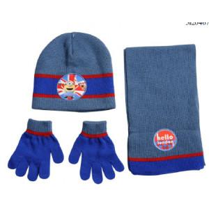 Σκουφάκι & Κασκόλ & Γάντια Minions Disney (Ραφ) (Κωδ.200.503.024)