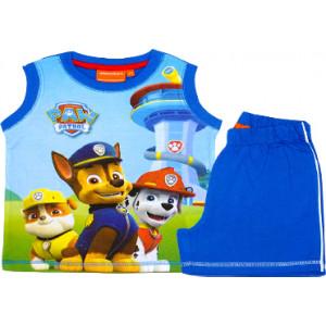 Σετ Παιδικό X/Μ Μακώ Paw Patrol Disney (Μπλε Ρουα) (Κωδ.200.43.006)