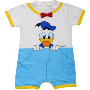 Φορμάκι K/M Donald Disney (Άσπρο) (Κωδ.200.114.001)