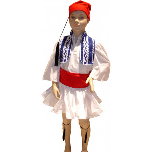 Παιδική Στολή Παραδοσιακή Τσολιάς Μπλε 367.105.008