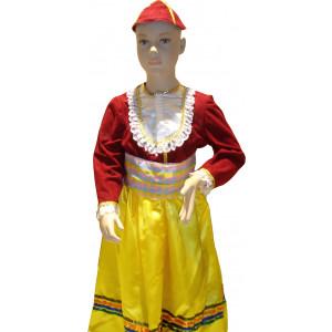 Παιδική Στολή Παραδοσιακή Μαντώ Μαυρογένους 367.150.009