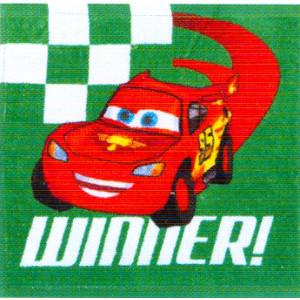 Πετσετάκι - Λαβέτα Cars Disney (Κωδ.621.001.039)