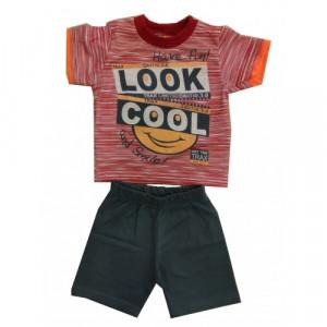 Σετ Μπεμπέ Κ/Μ Look Cool (#077.043.125+10#)