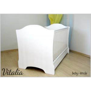 Κρεβάτι baby-smile Vitalia (Ρωτήστε για την προσφορά) (00265)