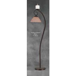 Λαμπάδα Φωτιστικό Σεμέλη με Όστρακο (Κωδ.83062) (Η τιμή αφορά 2 Τεμάχια)