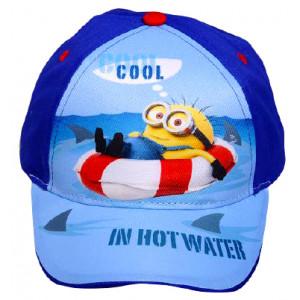 Καπέλο Jockey Minions Disney (Μπλε Ρουά) (Κωδ.200.512.040)