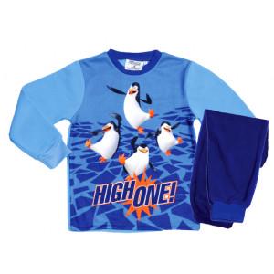 Πυζάμα Φλις Penguines Disney (Μπλε Ρουα) (Κωδ.200.68.027)