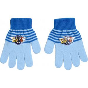 Γάντια Πλεκτά Paw Patrol Nickelodeon (Σιελ) (Κωδ.200.90.018)