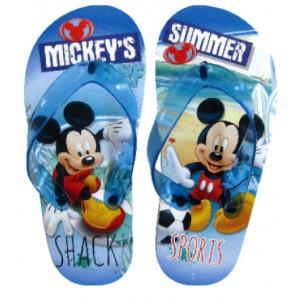Σαγιονάρες Mickey (Μπλε Ανοιχτό) (Disney) (Κωδ.200.149.055)