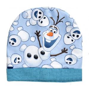 Σκούφος Πλεκός Frozen Disney (Σιελ) (Κωδ.200.512.074)
